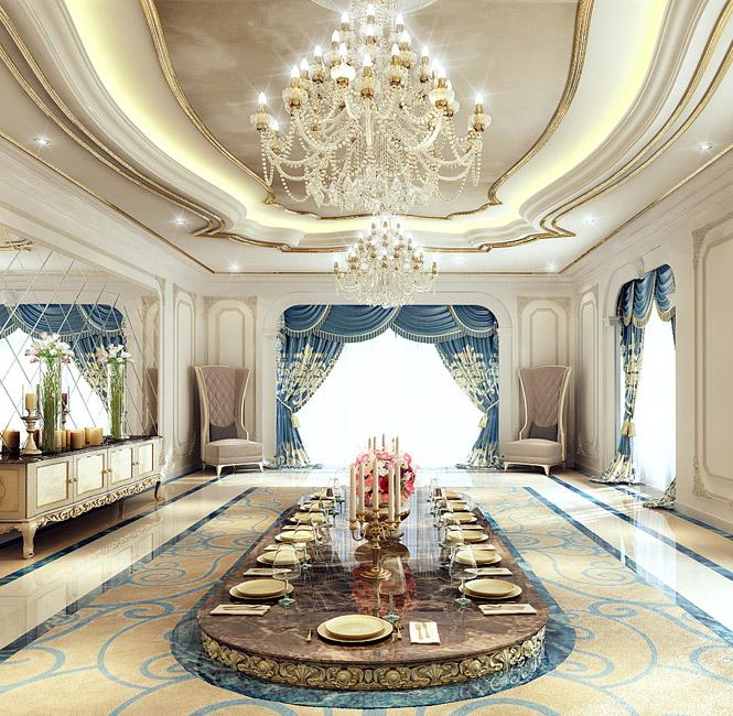 Al Manzel Decor LLC Custom Grc Decoration Design